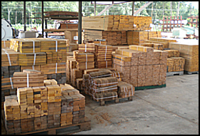 CCS manufactures and stocks all your lumber needs